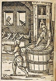 from Schopper: Panoplia omnium illiberalism mechanicarium . . . 1568