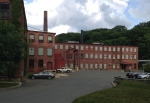 The Crane mill, Dalton, MA