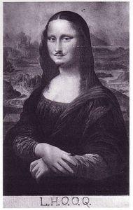 250px-Marcel_Duchamp_Mona_Lisa_LHOOQ