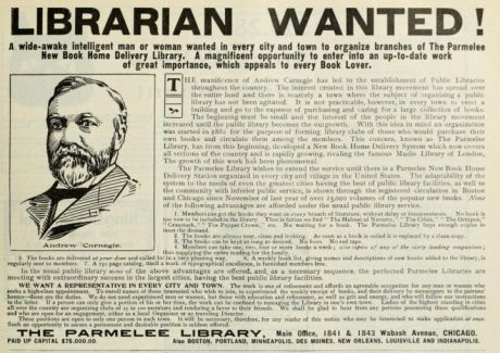 librarian-wanted