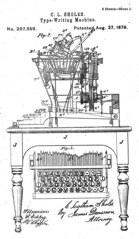 sholes-1878